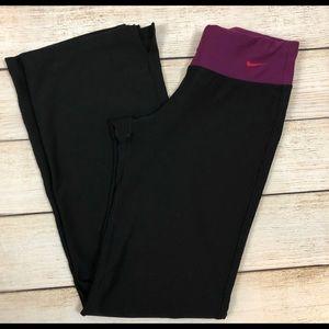 Nike, yoga, workout pants